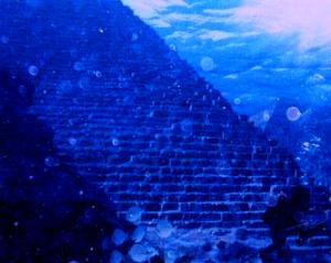 Piramida uriaşă din Azore