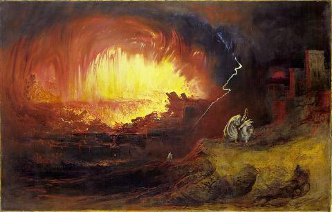 Misterele Bibliei: Sodoma şi Gomora