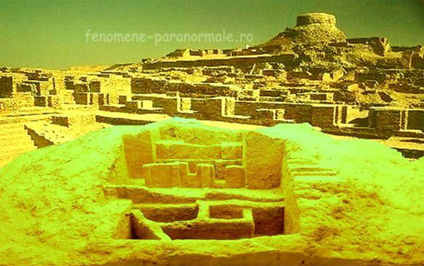 Mohenjo-daro...explozie atomică antică?