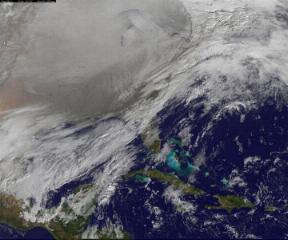 Val de frig polar în Statele Unite ale Americii