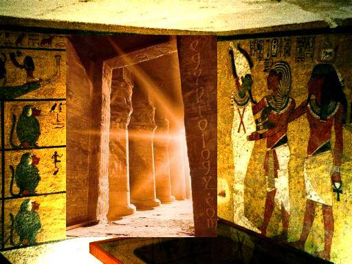 Blestemul Faraonului