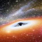 Gaura neagră mai masivă ca sistemul solar