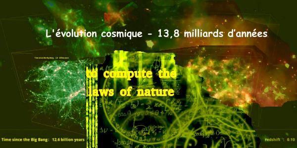 Evoluția cosmică - 13.8 miliarde de ani