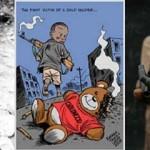 În data de 12 februarie este Ziua Internațională a copiilor soldați.